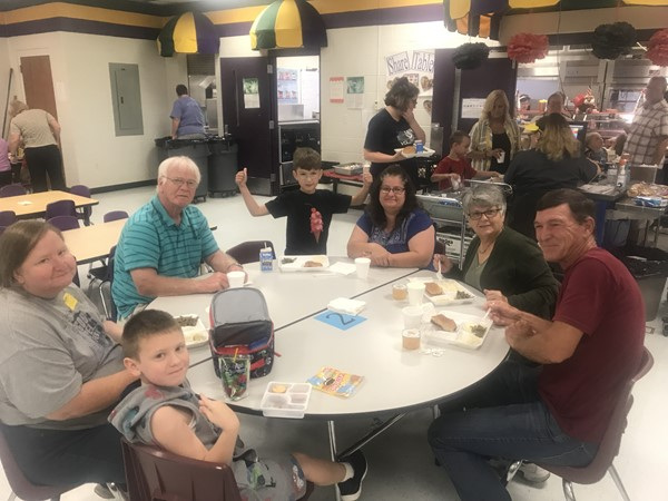 Grandparent Breakfast